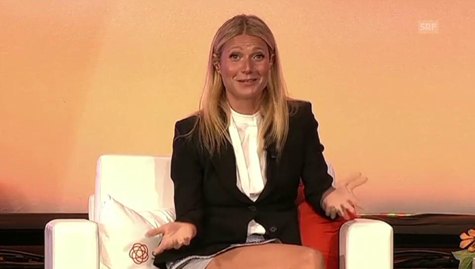 Gwyneth Paltrow plaudert über ihre Familie