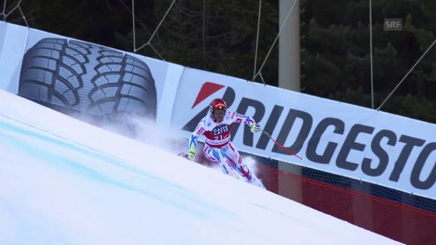 Video «So spannend präsentiert sich die Ausgangslage im Abfahrts-Weltcup» abspielen