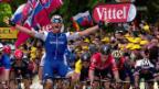 Video «Kittel sprintet in Lüttich zum Sieg» abspielen