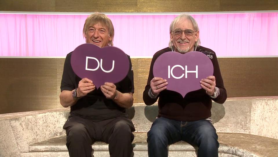 «Ich oder Du» mit Bernd und Karl-Heinz Ulrich