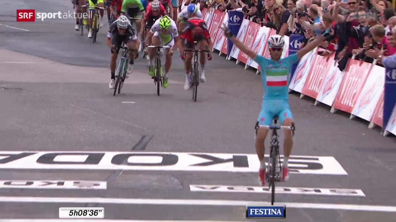 Rad: Tour de France, 2. Etappe
