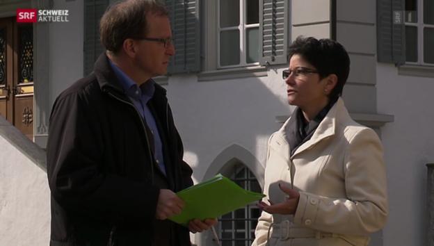 Video «Harsche Töne im Obwaldner Wahlkampf» abspielen