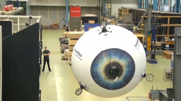 Video «Die Roboter-Tüftler der ETH» abspielen