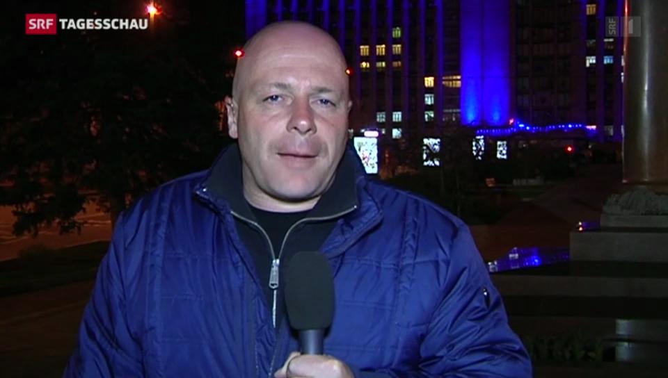 SRF-Korrespondent: «Lawrow macht, was Kreml vorgibt»