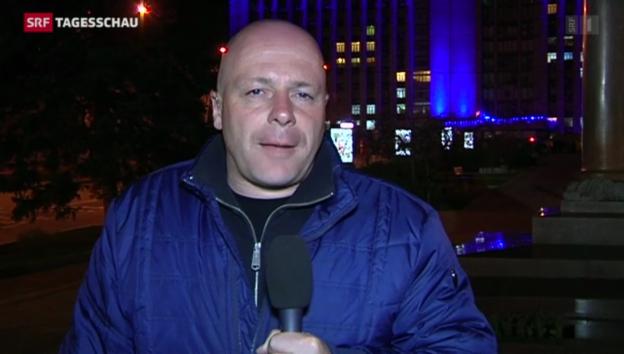 Video «SRF-Korrespondent: «Lawrow macht, was Kreml vorgibt»» abspielen
