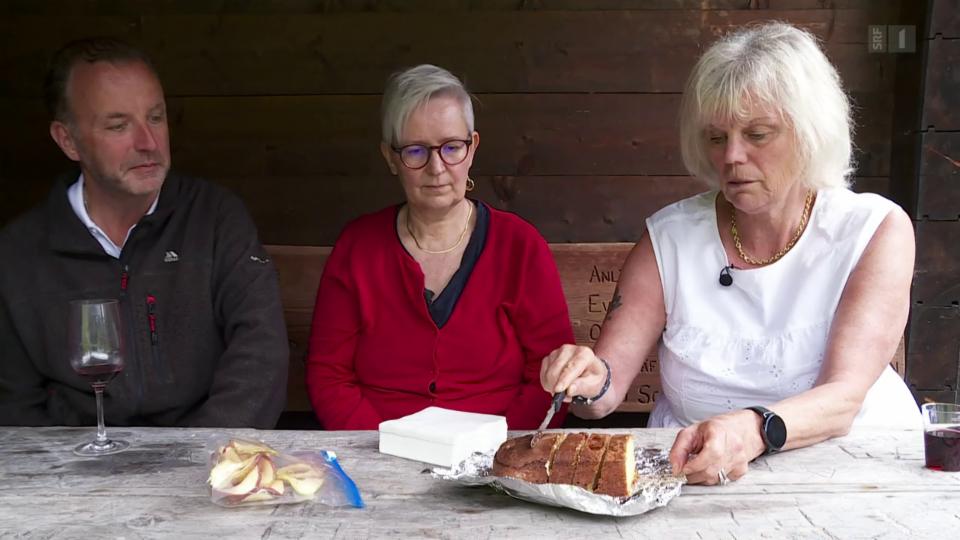 Um die Kuchenstücke wird heiss diskutiert