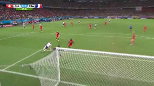 Video «Tor Benzema» abspielen