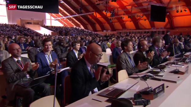 Video «Ernüchterung an Klimakonferenz» abspielen