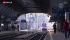 Video «Weniger Gewinn trotz Passagierrekord» abspielen