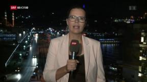 Video «FOKUS: Einschätzungen aus Istanbul Teil 1» abspielen