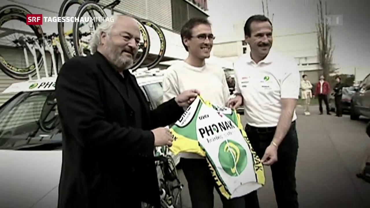 Unternehmer und Sportmäzen Andy Rihs verstorben