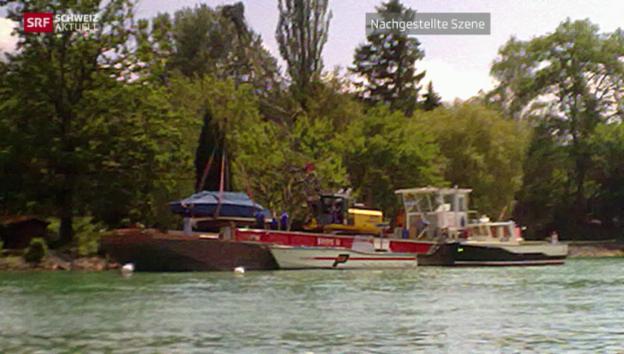 Video «Schuldspruch im Bootsdrama» abspielen
