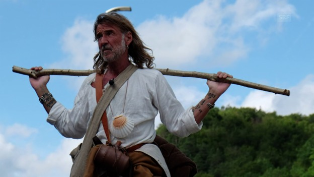 Video «Rückblick über die erste Pilger-Woche» abspielen