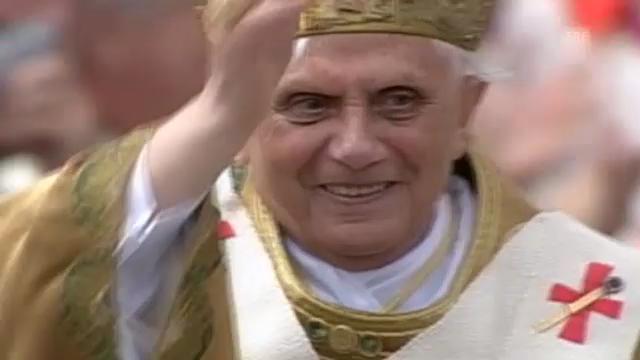 Wie aus Joseph Ratzinger Benedikt XVI. wurde