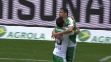 Video «7 Minuten, 3 Tore: St. Gallen gibt Gas» abspielen