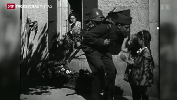 Video «Mobilmachung der Armee von 1939» abspielen