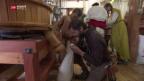 Video «Erste gemeinsame Nacht, Hilfe beim Müller» abspielen