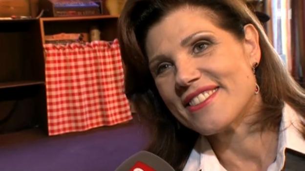 Video «Dreharbeiten mit Maja Brunner» abspielen