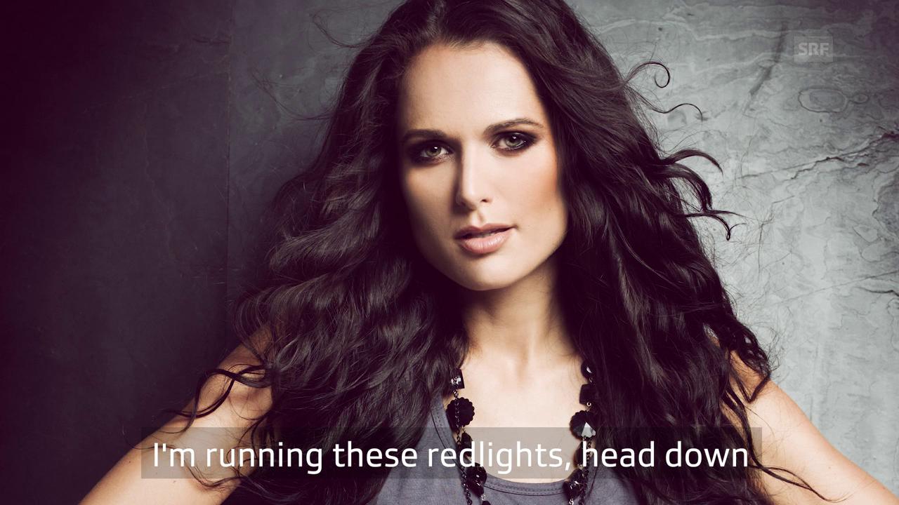 Vanessa Iraci mit «Redlights»