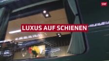 Link öffnet eine Lightbox. Video Neuer Luxuszug in Japan abspielen
