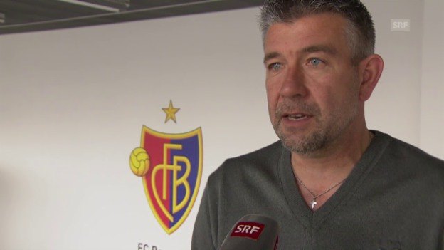 Video «Urs Fischer zur Strategie gegen Sevilla» abspielen