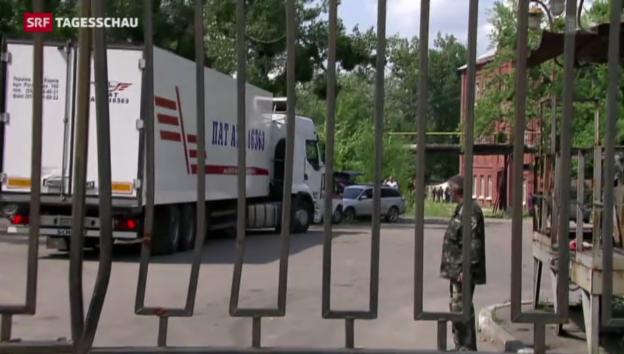 Video «MH17: Niederlande haben Untersuchung übernommen» abspielen
