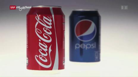 Link öffnet eine Lightbox. Video Pepsi vs Cola – Duell der Giganten abspielen