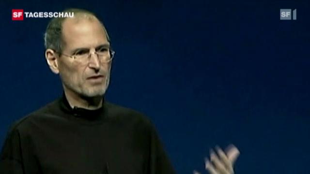 Welt trauert um Steve Jobs