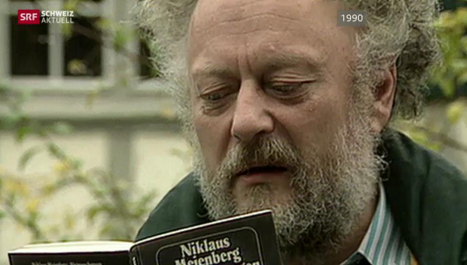 Leser feiern Meienberg