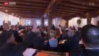 Video «Kanton Schwyz wehrt sich gegen NFA-Beitrag» abspielen
