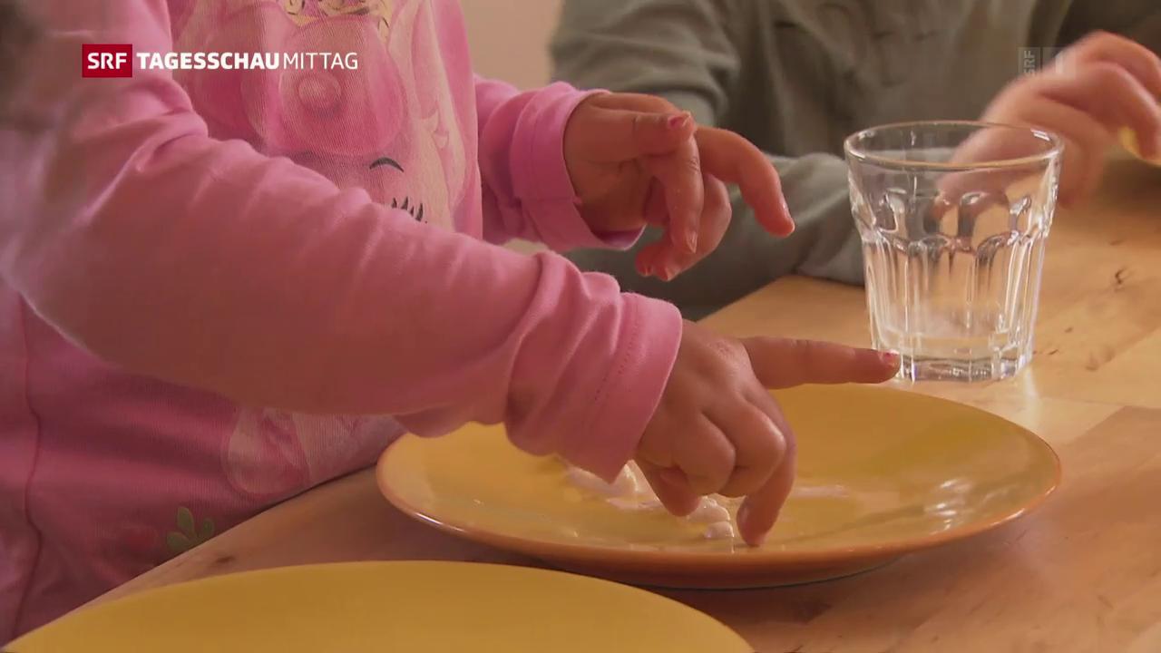 Caritas Schweiz fordert Strategie gegen Kinderarmut