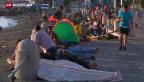 Video «Uno-Flüchtlingshilfswerk appelliert an Europa» abspielen