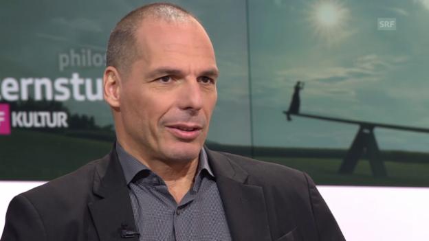 Video «Der Weltveränderer: Was Varoufakis wirklich will» abspielen