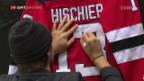 Video «Die New Jersey Devils in Bern» abspielen