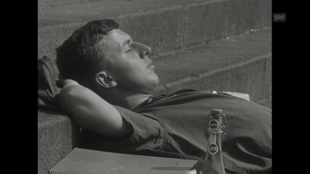 Video ««Mai-Impressionen» (Rendez-vous, 25.5.1966)» abspielen