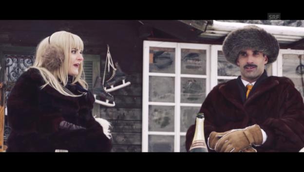 Video «Chic im Schnee: Breaking» abspielen