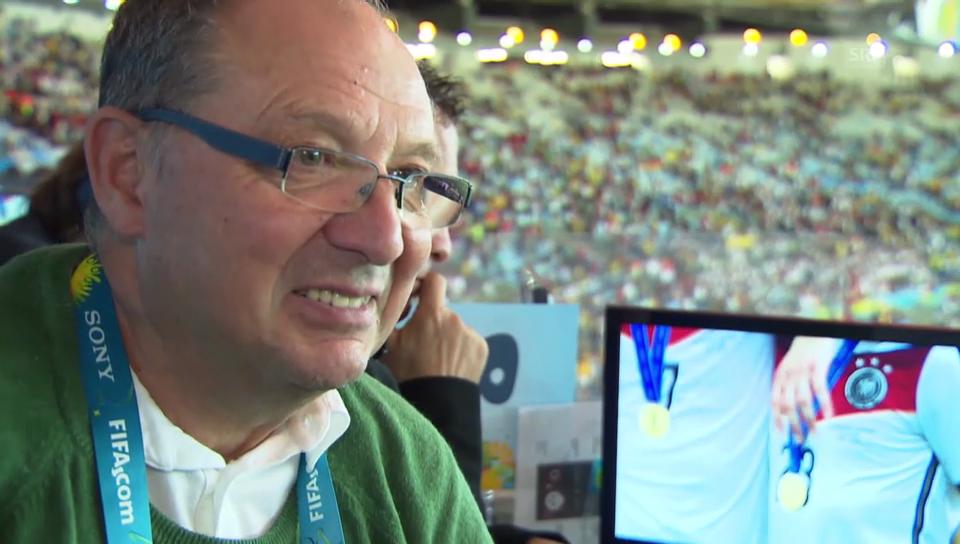 Beni Thurnheer über sein letztes Spiel als WM-Kommentator