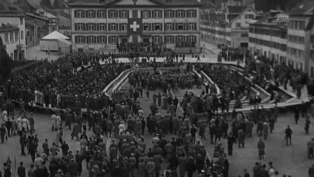 Video «Glarner Landsgemeinde 1944» abspielen