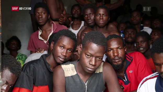 Video «Die Reportage aus Libyen» abspielen