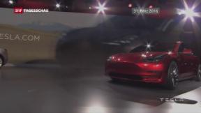Video «Elektro-Autos nehmen Fahrt auf» abspielen