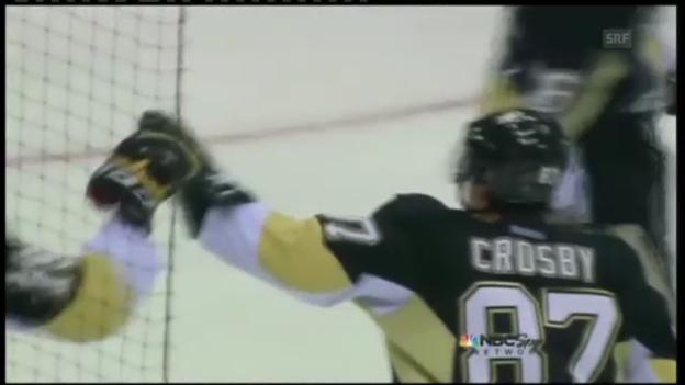Video «Die 2 Assists von Crosby» abspielen