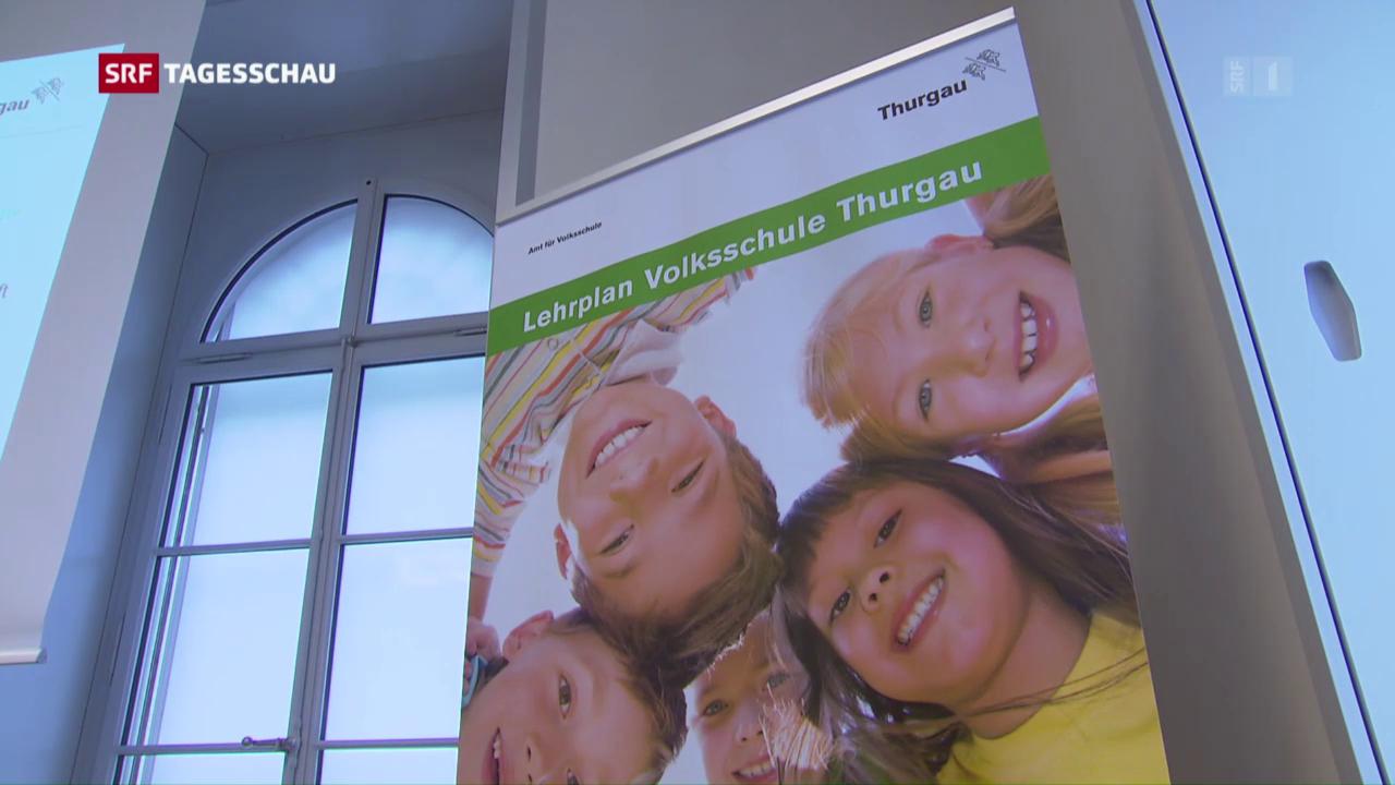 Kanton Thurgau will kein Frühfranzösisch in der Primarschule