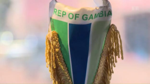 Video «Folter-Kommandant Sonko: Gambia will ihn zurück» abspielen