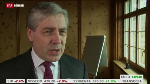 Video «SRF Börse vom 15.01.2016» abspielen