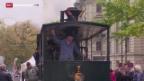 Video «Jubiläum auf Tramgleisen» abspielen