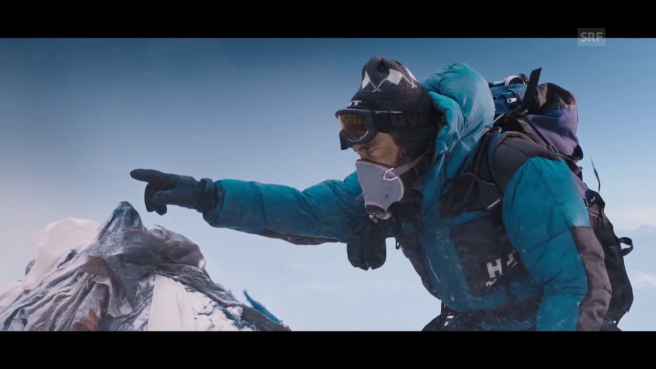 Trailer zu «Everest»