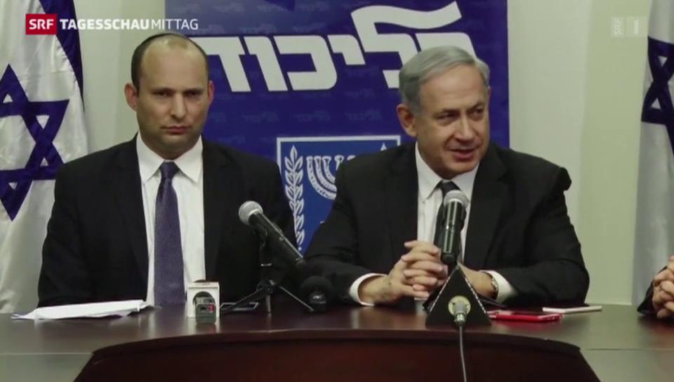 So weit rechts stand noch keine israelische Regierung