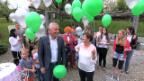 Video «Ein überraschendes Wiedersehen mit Edith und ihrem Zirkuswagen» abspielen