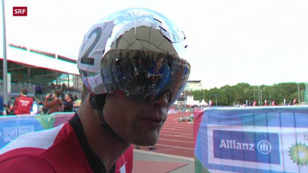 Video «Behindertensport: LA-EM in Swansea» abspielen