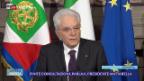 Video «Regierungsgespräche in Italien gescheitert» abspielen